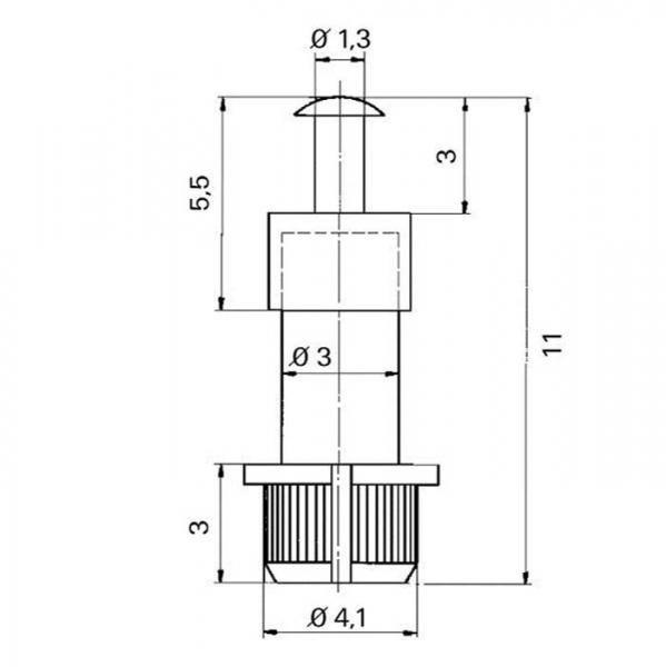 kapitel2_0003_csidrawinKeramik Lötstützpunkt eindrückbar Ceramic Soldering Terminals impressable-TZ lsd07460